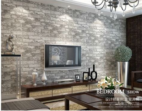 decorative brick wallpaper brick wall decorative panels wall decor ideas