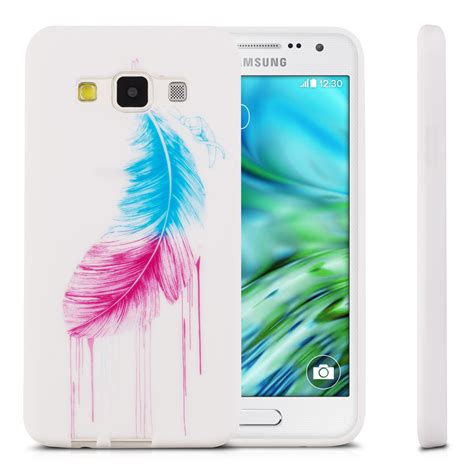 Casing Cantik Soft Flowers For Samsung A3 2015 A300 kwmobile tpu silicone for samsung galaxy a3 2015 desired colour soft ebay