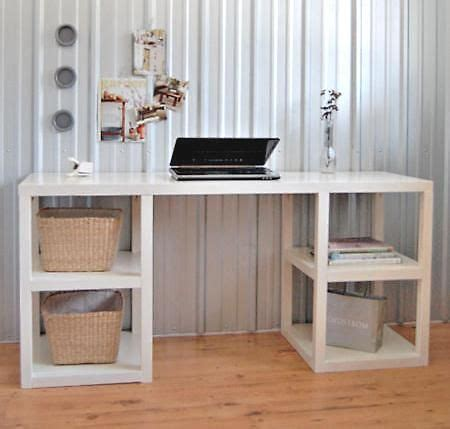 How To Recycle An Old Door Desk Plans Desk Inspiration Door Desk Diy