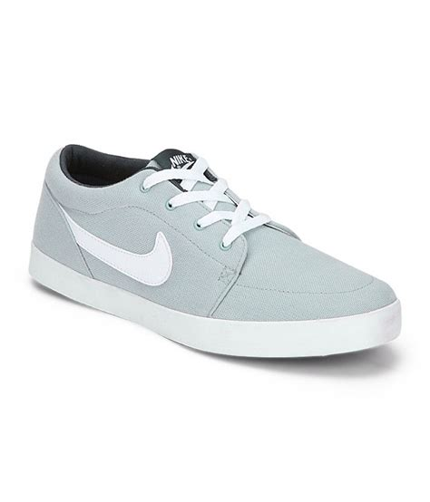 nike gray canvas shoes price in india buy nike gray