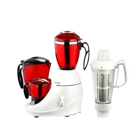Mixer Roti General butterfly 1hp motor mixer grinder is one of the most strongest machine for kitchen with 3 jar