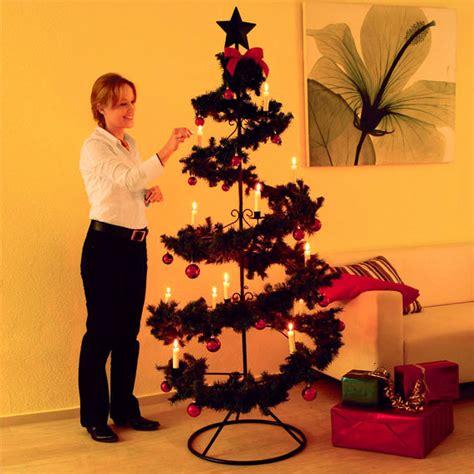 weihnachtsbaum eisen weihnachtsbaum kerzenglanz gro 223 g 228 rtner p 246 tschke