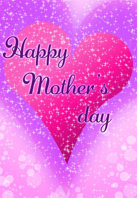 happy mothers day mothers day card   island
