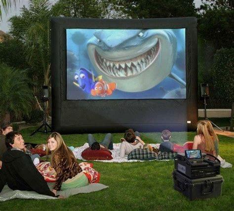 backyard movie screens funk n originality a backyard drive in funkthishouse