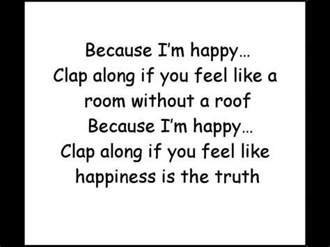 happy lyrics pharrell williams happy official lyrics