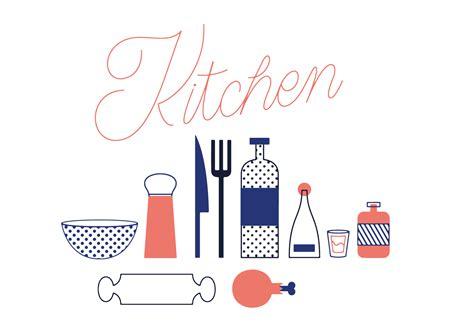 Kitchen Vector Free Kitchen Vector Free Vector Stock