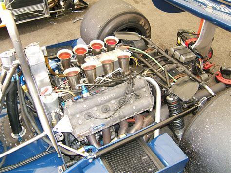 Tyrrell 008 1978 Technical Data And Photos