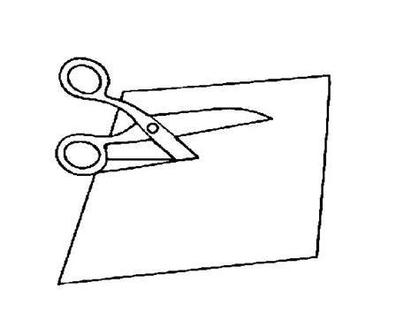 scissors coloring pages www pixshark com images