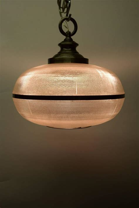 American Made Light Fixtures Set Of Three Holophane Ceiling Lights Circa 1950 Made In Usa For Sale At 1stdibs