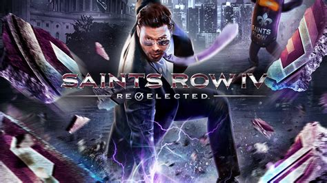 saints row 5 saints row iv re elected game ps4 playstation
