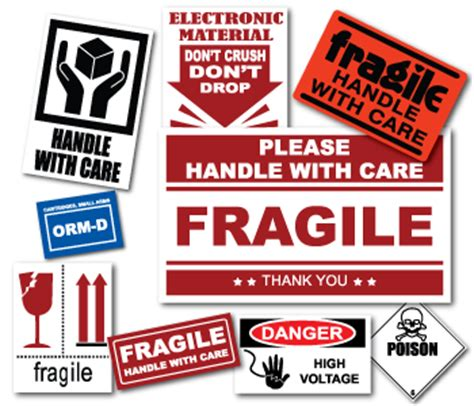 printable warning stickers fragile stickers warning stickers caution labels and more