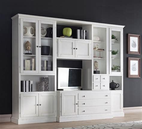 Penyekat Ruangan Dan Meja Tv jual lemari buku terbaru duco putih minimalis jepara