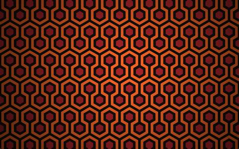 shining rug pattern wallpaper based on the carpet from the shining not created by me but a really awesome idea i