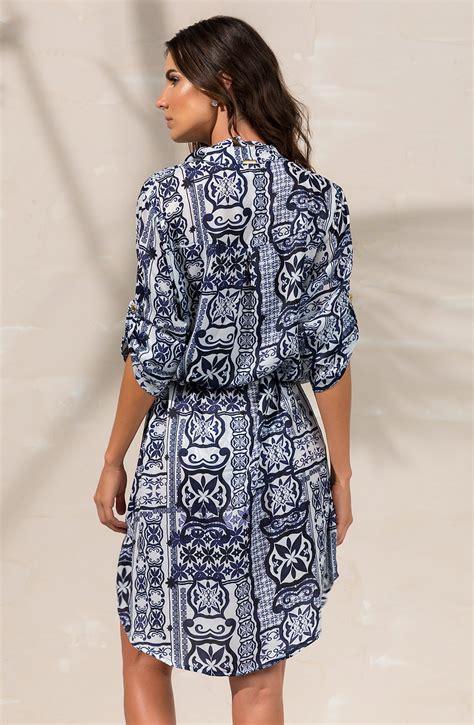 blauwe overhemd jurk marine blauwe jurk gt42 aboriginaltourismontario