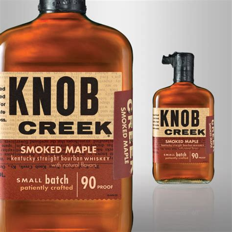 Knob Creek Maple Review by Image Gallery Honey Flavored Liquor