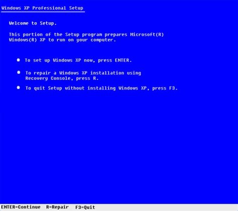 airbnb error failed to find processor 10 things you can do when windows xp won t boot techrepublic