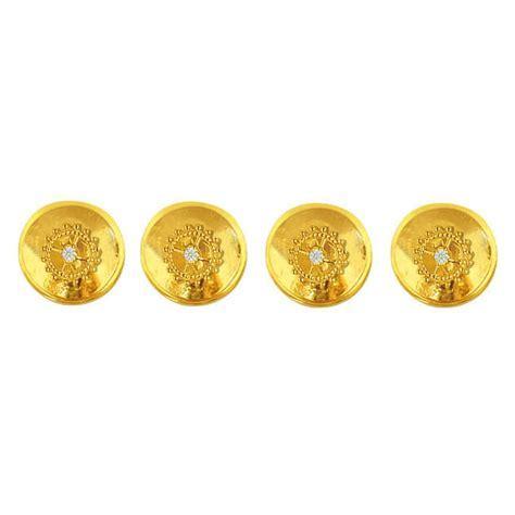 Classy Kurta Buttons  Diamond Mens Collection  Surat