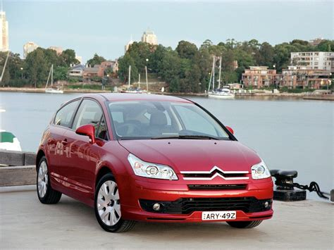 Citroen C4 Coupe by Citroen C4 Coupe 2004 2005 2006 2007 2008