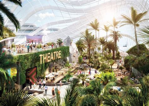 Winter Garden News by A Landscaped Park Could Lead To A Theatre With An Outdoor Performance Space On The Roof Credit
