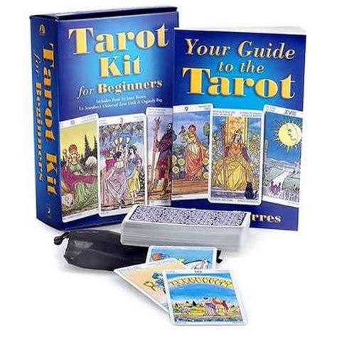 card kits for beginners tarot kit for beginners janet berres 9780738705064