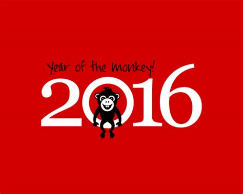 new year 2016 monkey clipart navigating the zodiac in the year of the monkey bold