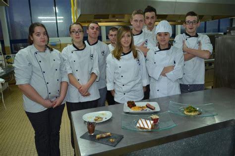 programme bac pro cuisine bac pro cuisine apprentis d auteuil grand ouest bac pro