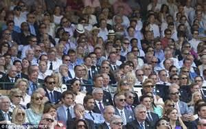 wimbledon eases dress code in centre court debenture seats