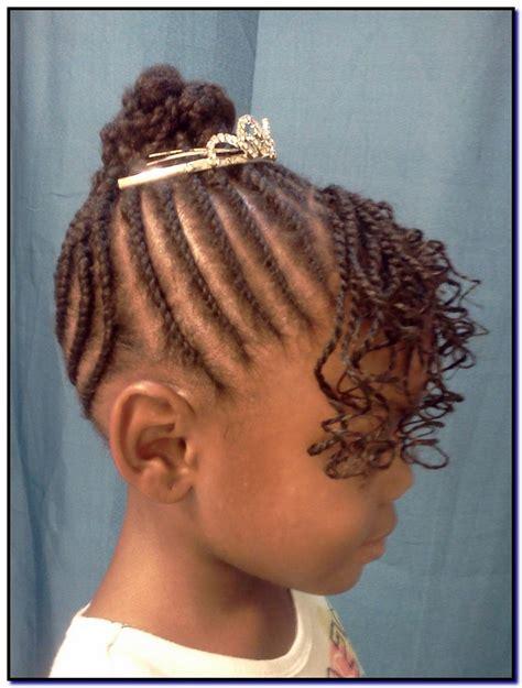 flat twist hairstyles  kids black african amercian