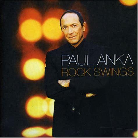rock swings paul anka rock swings universal cd grooves inc