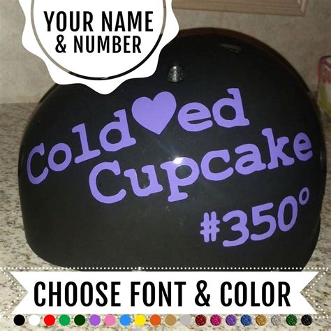 Roller Derby Sticker by Roller Derby Stickers Helmet Name And Number Stitched