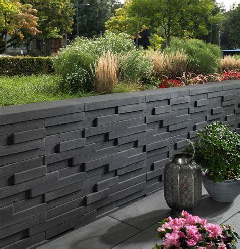 terrasse zaun modern die besten 25 moderner zaun ideen auf