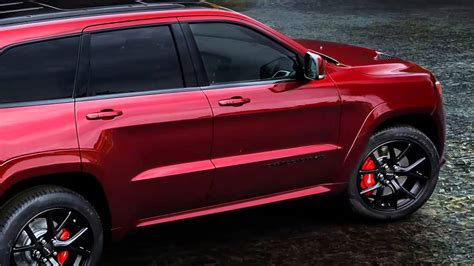 jeep trackhawk colors 2017 jeep grand cherokee trackhawk hellcat night youtube