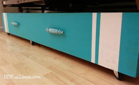 hometalk repurposed library    bed storage upcycle