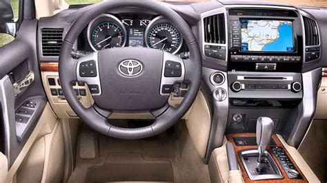 toyota land cruiser interior 2017 2017 toyota land cruiser interior mustcars com