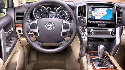 toyota land cruiser interior 2017 2017 toyota land cruiser interior mustcars com