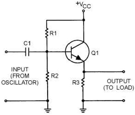 buffer lifier using transistor buffer lifier