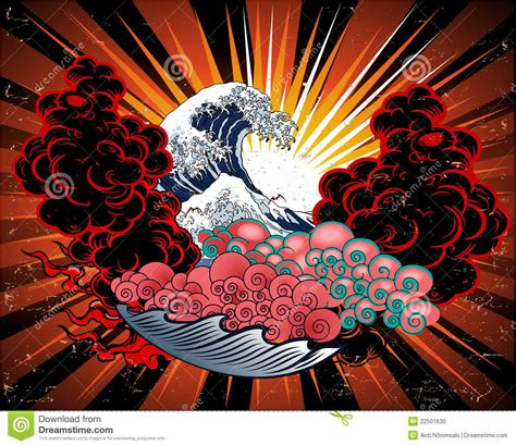 oriental tattoo background japanese tattoo background patterns