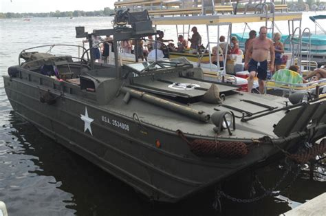 wwii duck boats for sale 1944 gmc dukw wwii