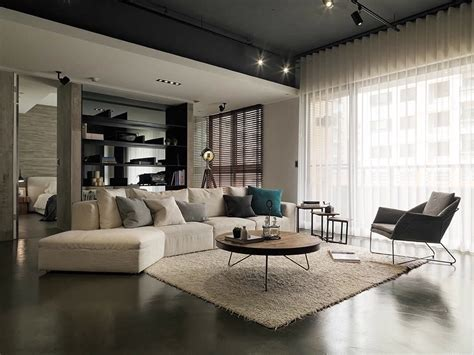 minimalist home interior 2018 asian interior design trends in two modern homes with floor plans