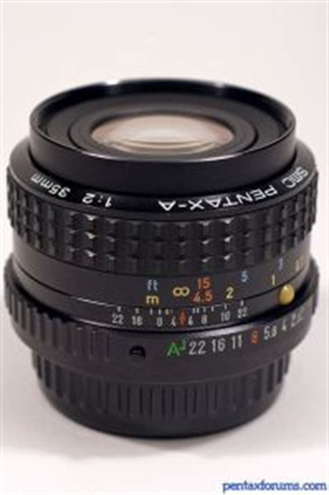 smc pentax a 35mm f2 reviews a prime lenses pentax