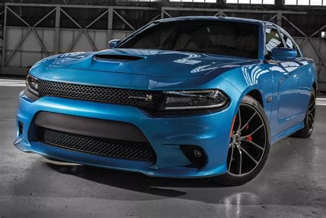 dodge charger hellcat redesign concept