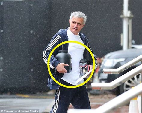 e supplements manchester manchester united jose mourinho arrives at lowry