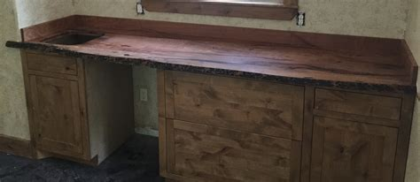 Solid Wood Bar Tops by Custom Wood Bar Top Counter Tops Island Tops Butcher