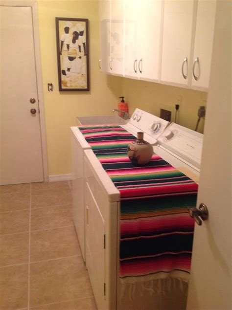 washer and dryer cover ups spruce up that fading washer and dryer that still work with a cover l used a mexican
