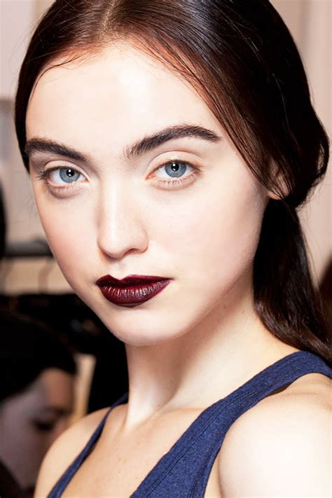 Fall Makeup Trends The Lip by 2012 Fall Makeup And Trends
