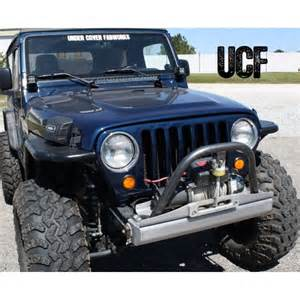Bumpers For Jeeps Cover Fabworks Llc Aluminum Frame Width Front