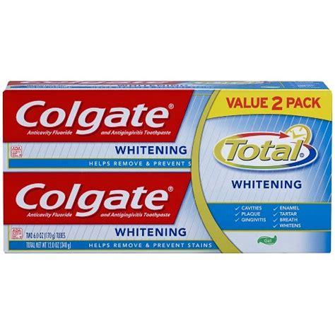 Origginal A P 2 4 Whitening Toothpaste Original Pasta Gigi A P 2 4 colgate 174 total whitening gel toothpaste 6oz 2pk target