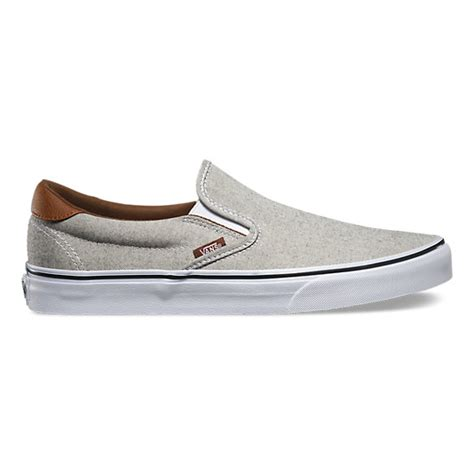 oxford slip on shoes oxford leather slip on 59 shop shoes at vans