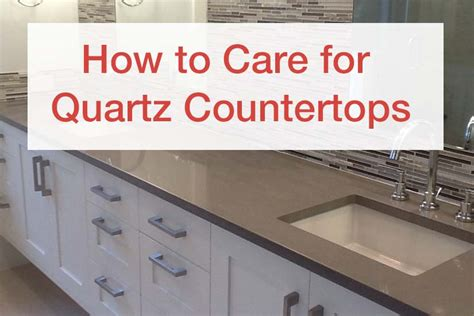Quartz Countertop Maintenance quartz countertops orlando