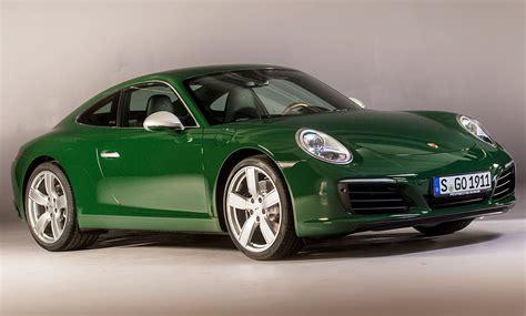 Porsche 911 Sondermodelle by Eine Million Porsche 911 Gebaut Sondermodell 1 000 000